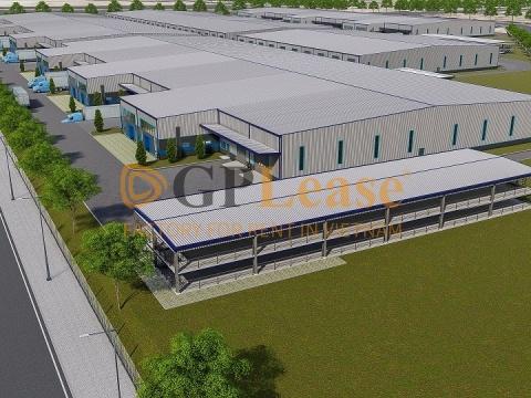 Factory for rent BD-L-01