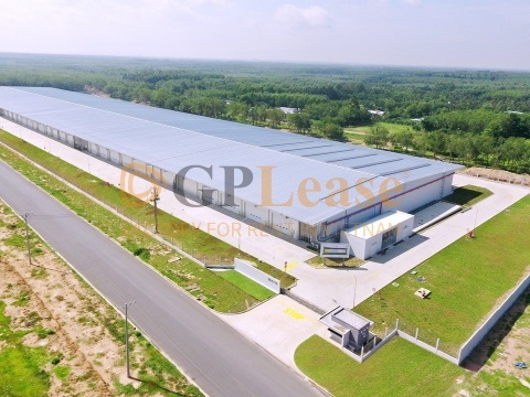 DN-L-06: International warehouse in Long Thanh