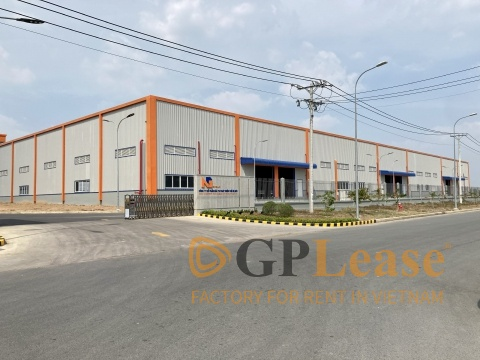 DN-L-01 Premium attached factory in Long Thanh