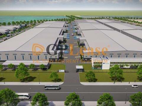 Factory for rent BD-L-06