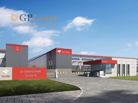 JDP Logistics Center for Rent – Tan Duc Industrial Park