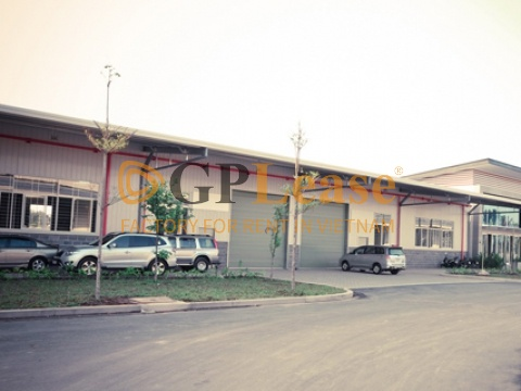 Factory for rent LA01 in Long An