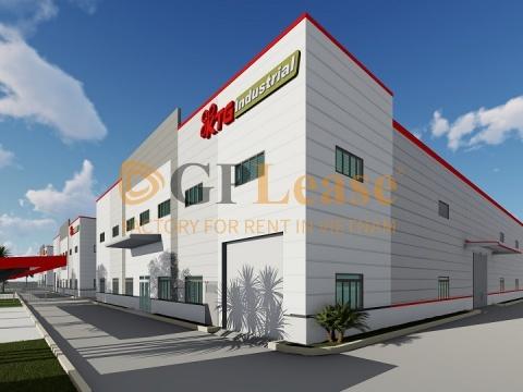 Ready-built Factory for Rent Yen Phong Industrial Park Bac Ninh Province