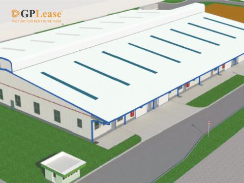Project HCM-L-05 Binh Chanh Industrial Park