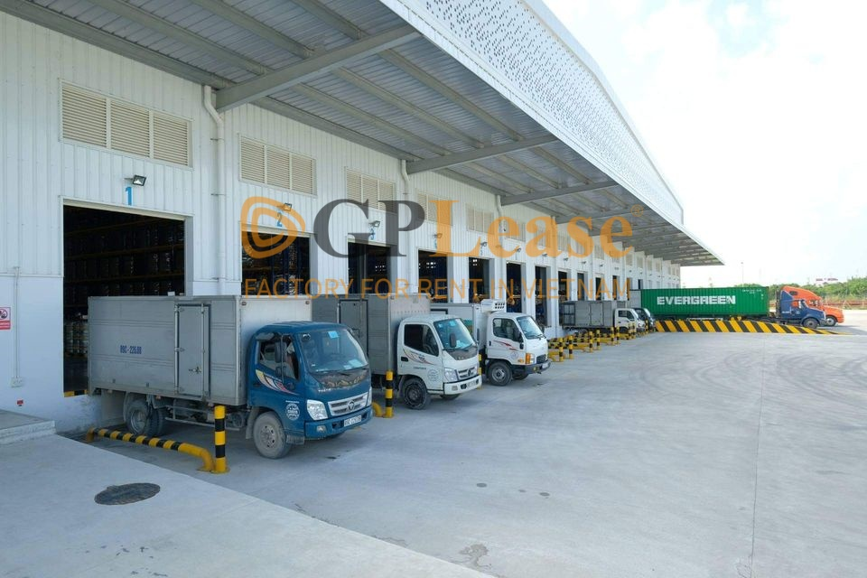 WAREHOUSE HY-GP01 – Warehouse for rent in HUNG YEN VIETNAM
