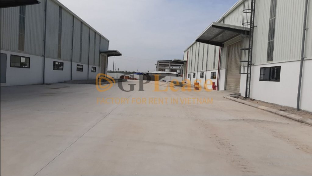 Factory for rent BG-GP01 – Factory for rent in Bac Giang