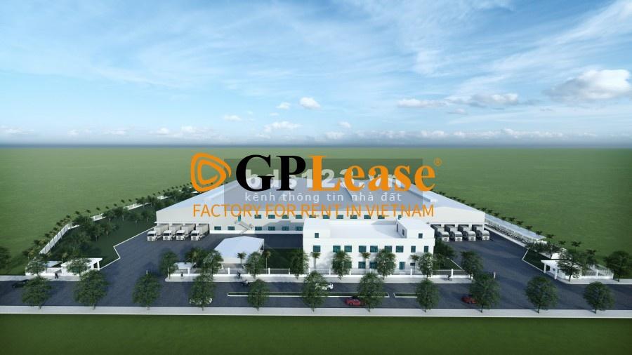 Factory warehouse rental service in Binh Duong Vietnam