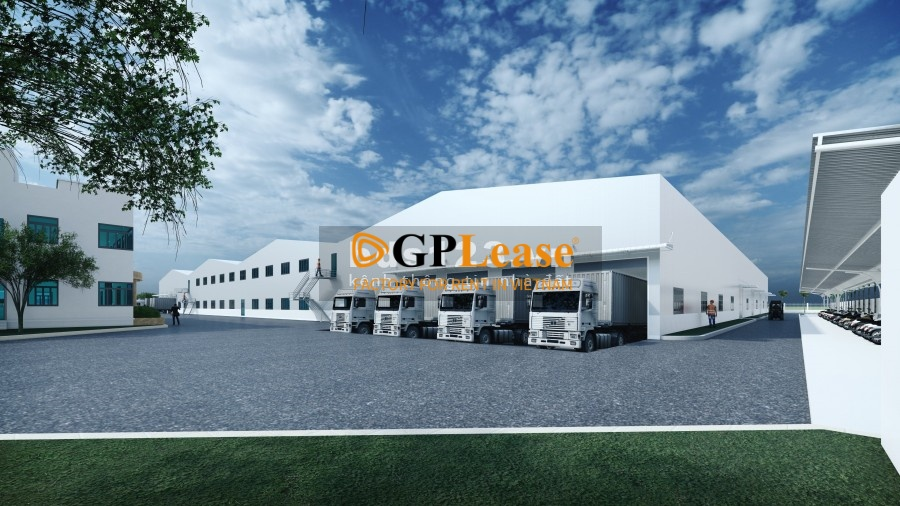 Factory for rent in Do Son industrial park – Factory for rent HP-GP01
