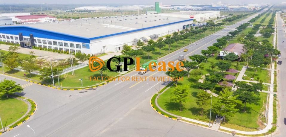 Land for lease in VSIP II Industrial Park Vietnam
