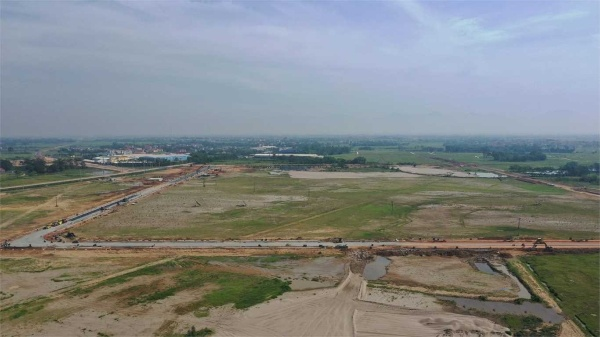 Industrial land for sale in Hai Duong