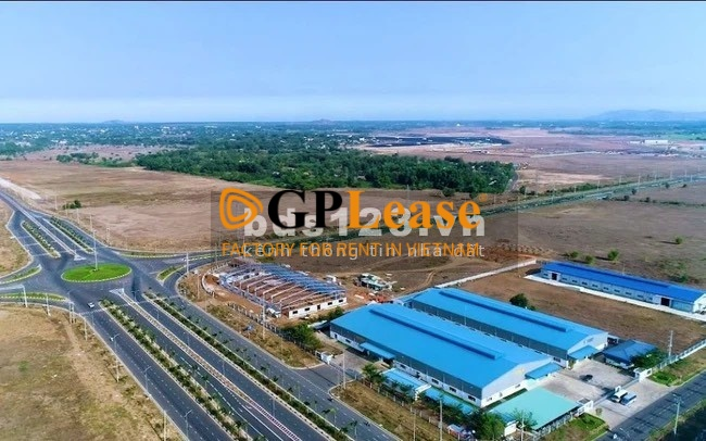 DN-GP-02 Industrial land for rent